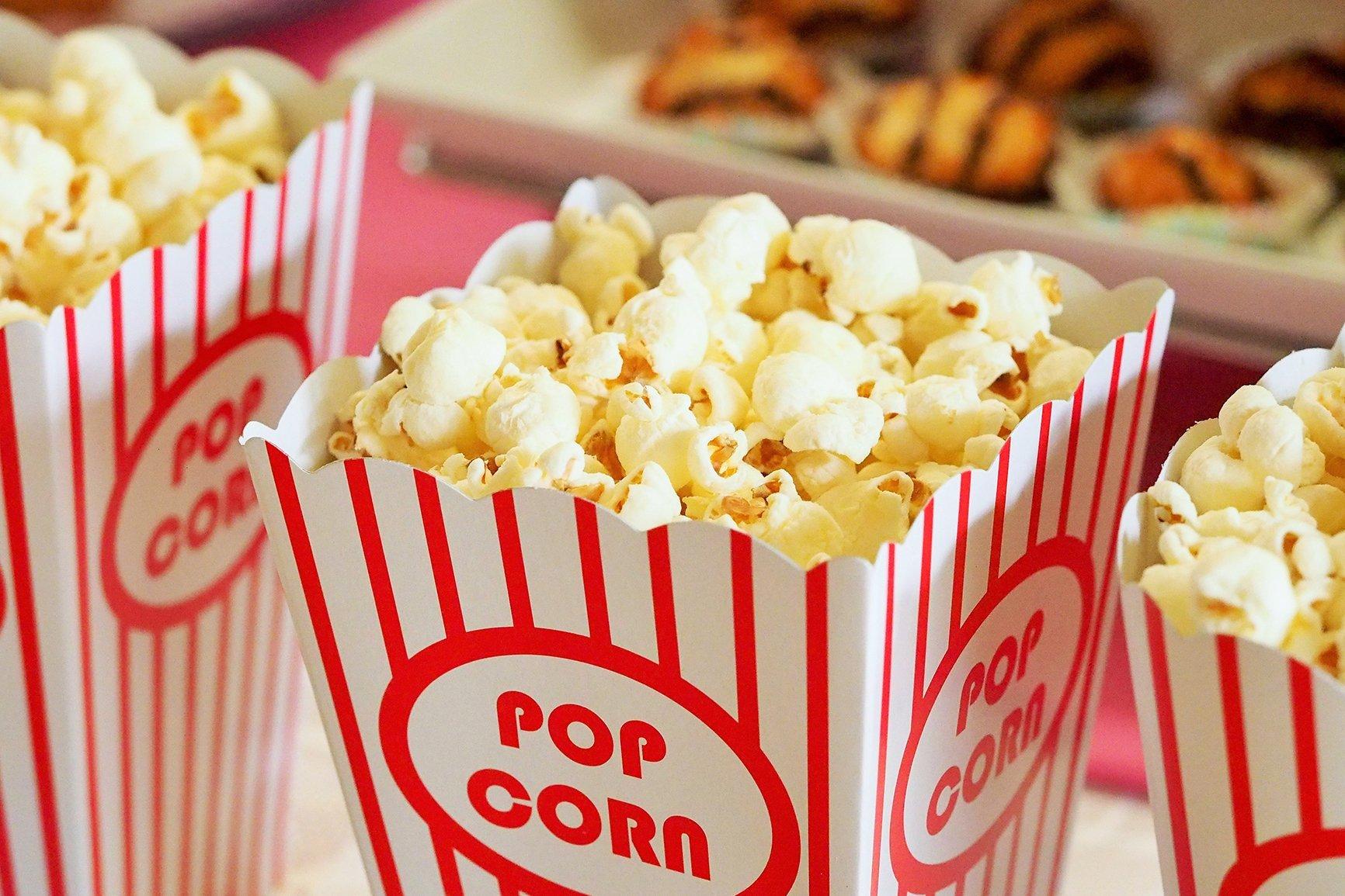 Marketing olfattivo cinema pop corn