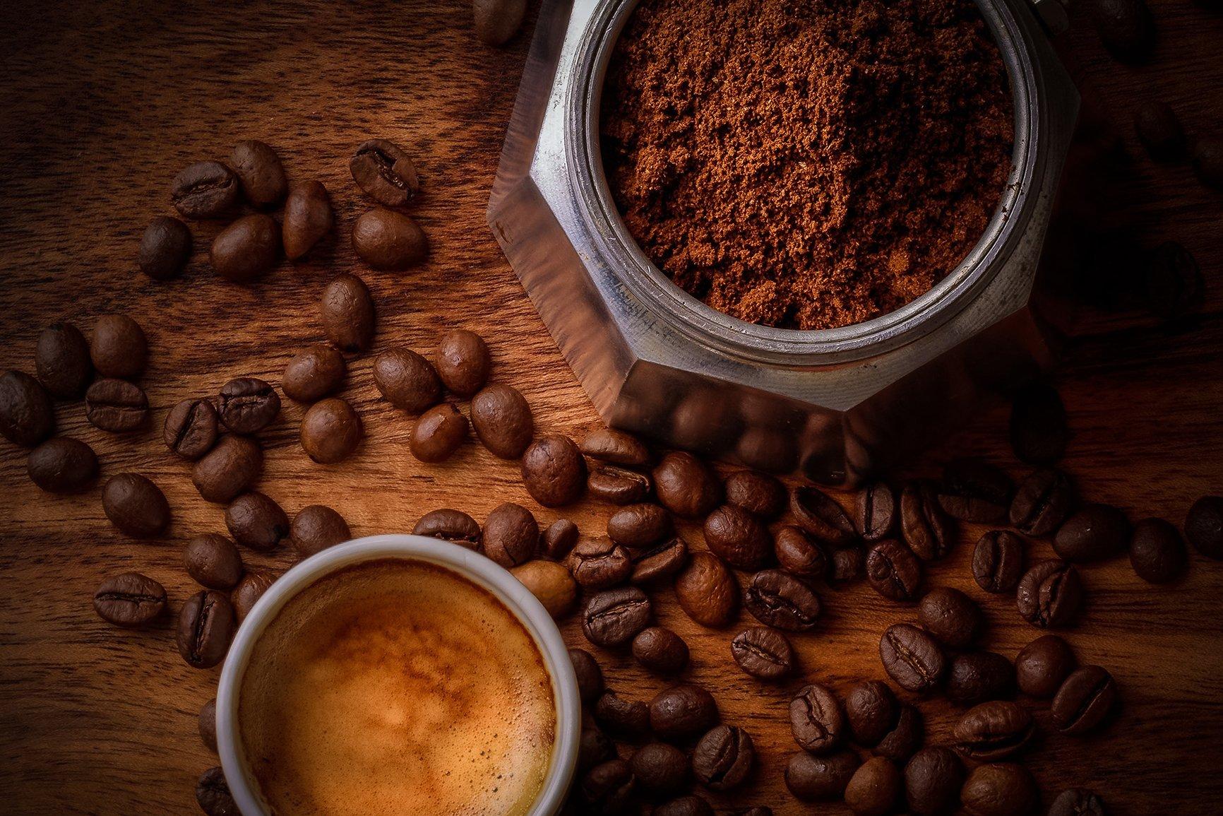 profumi naturali bevande caffè
