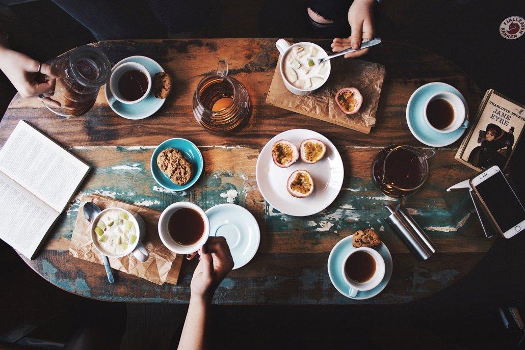 Essenze per diffusori caffetteria