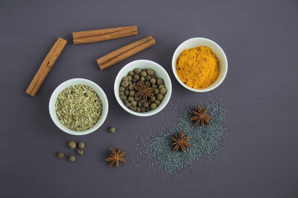 Essenze per diffusori erbe e spezie
