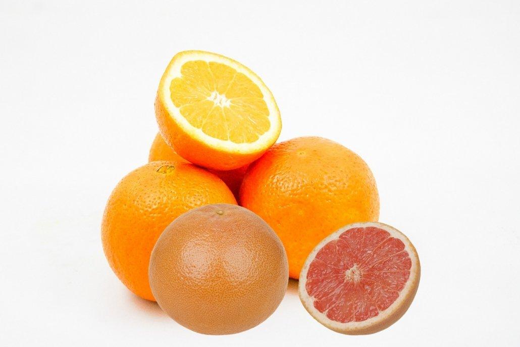 Essenze per diffusori frutta Arancia e pompelmo