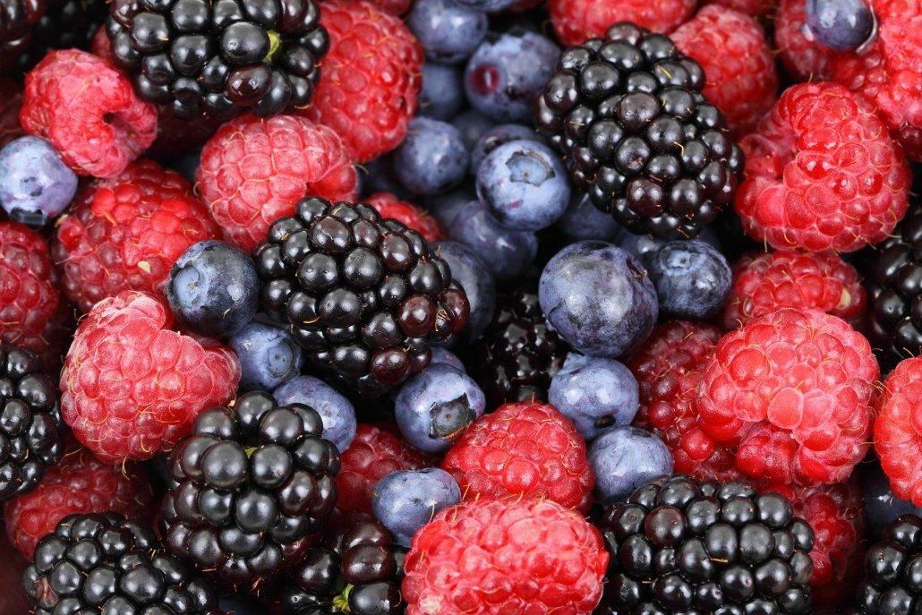 Essenze per diffusori frutti di bosco Berry sensation