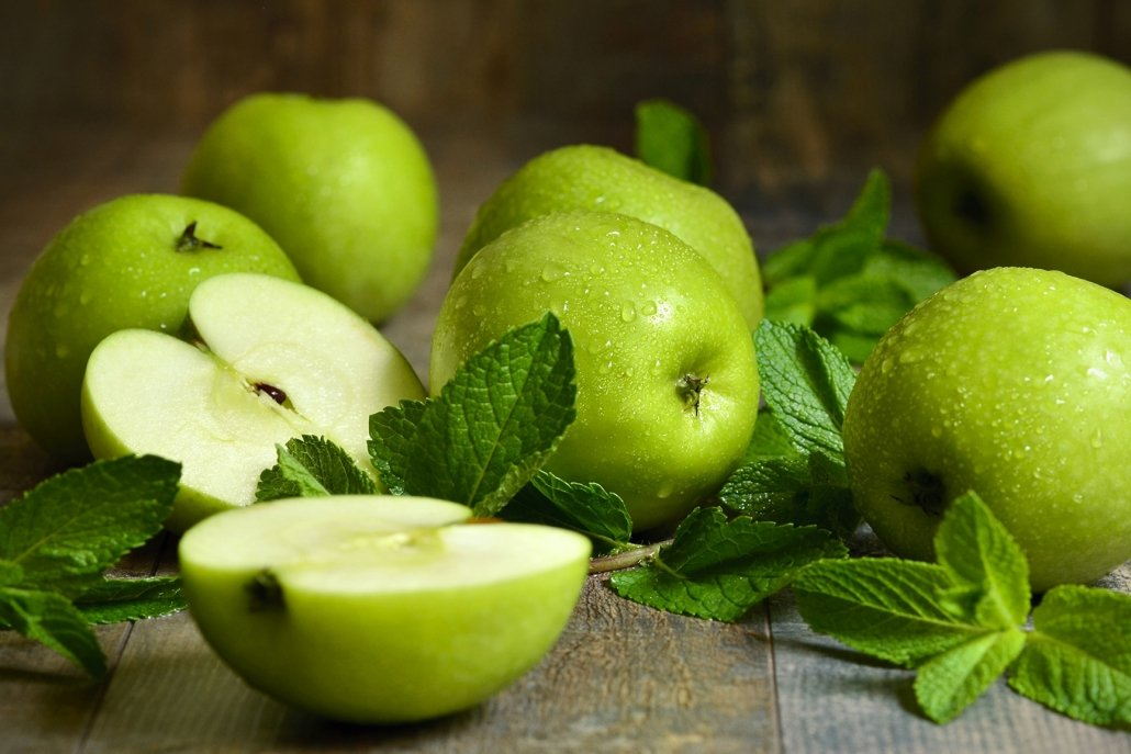 Essenze per diffusori frutta mela e menta