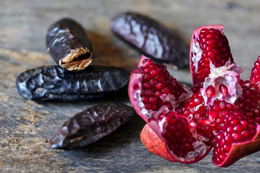 Essenze per diffusori frutta Melograno e fava di Tonka
