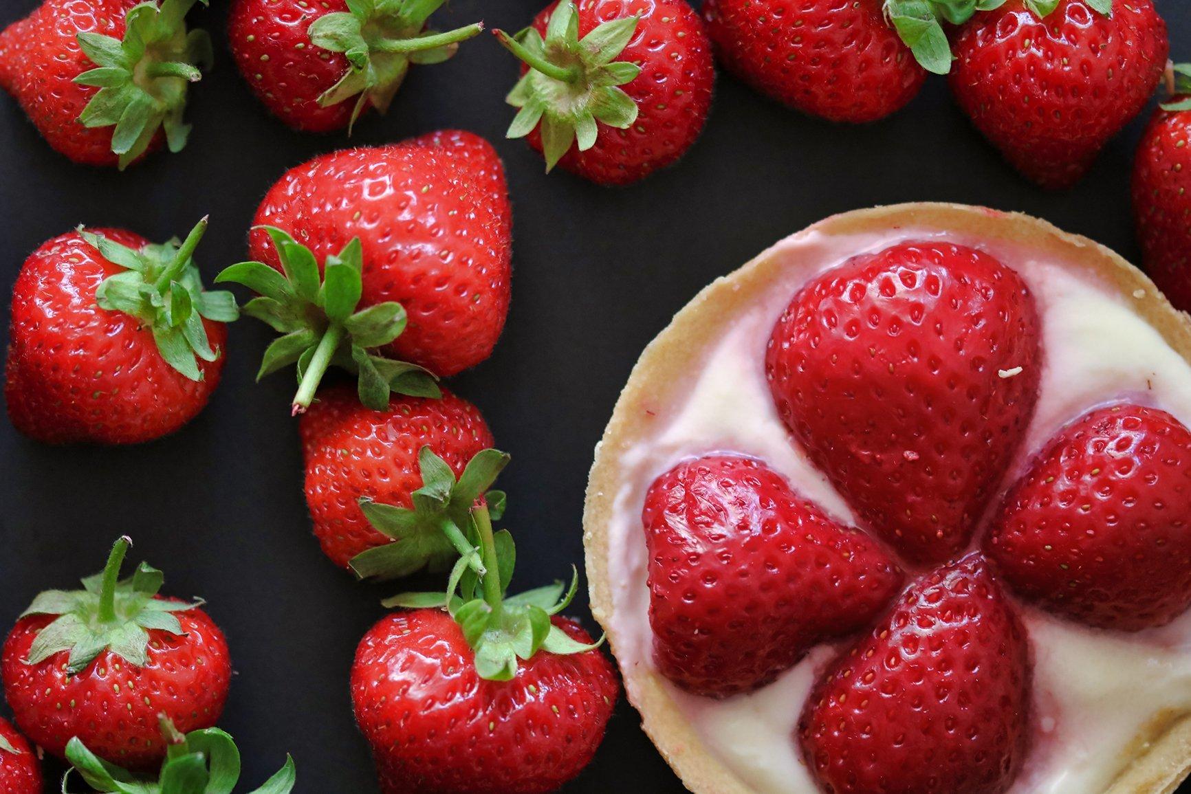 profumi naturali frutta fragole