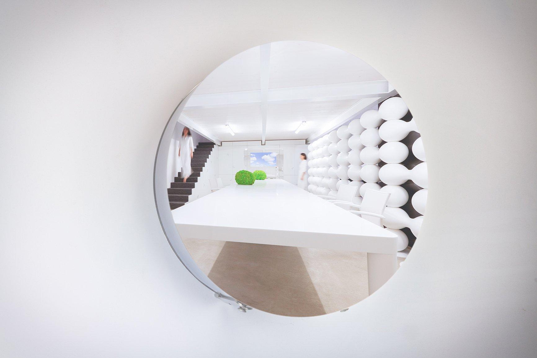 Profumatore Design Modello Milano - specchio