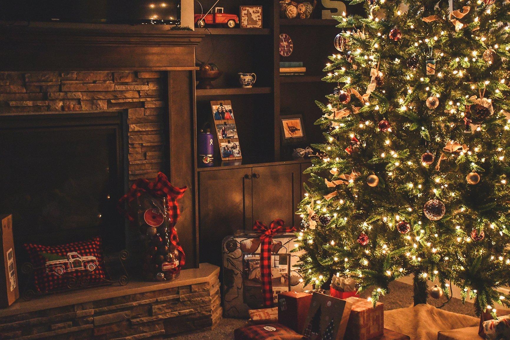 Profumazioni naturali natalizie