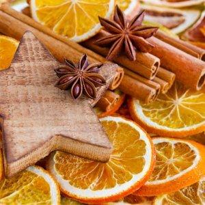 essenze per diffusori arancia e cannella