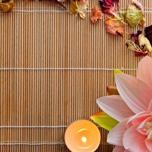 Fragranze ambiente fiori di loto e bamboo