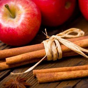 Fragranze ambiente mela e cannella