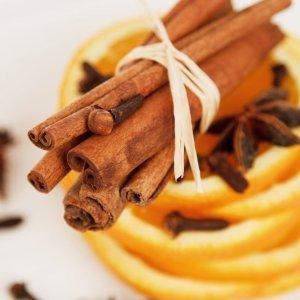 Arancia e cannella fragranza