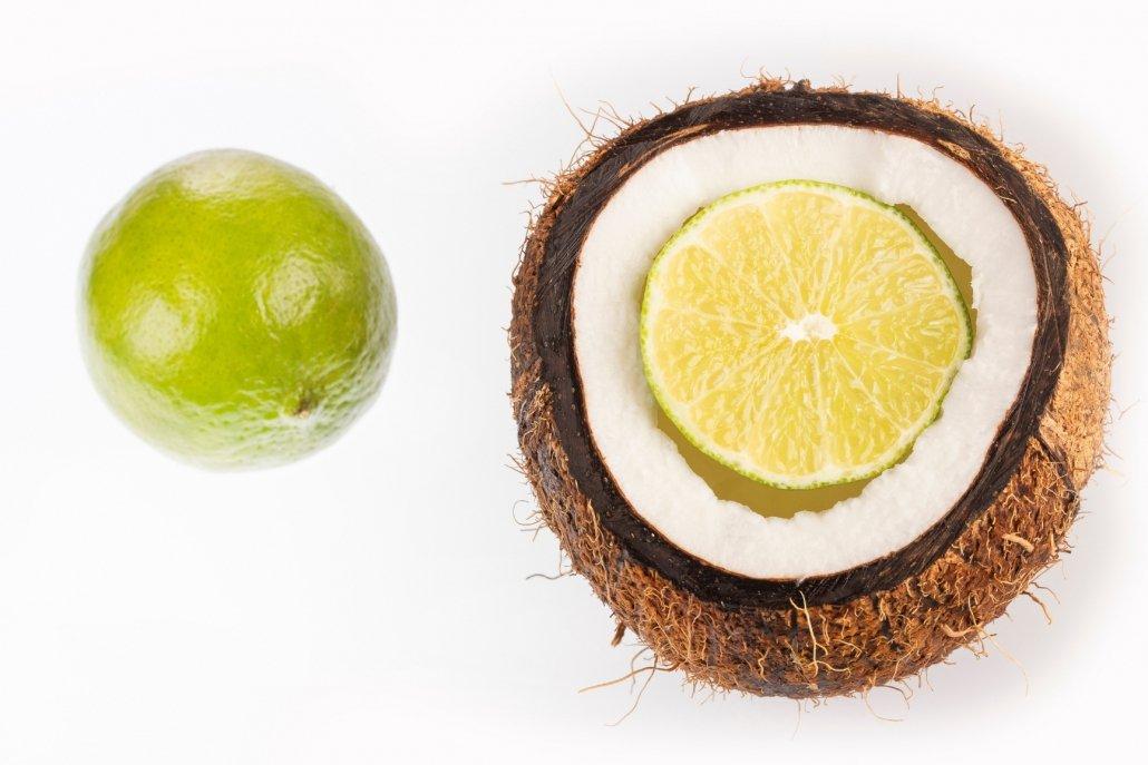 Essenze per diffusori frutta Cocco e limone