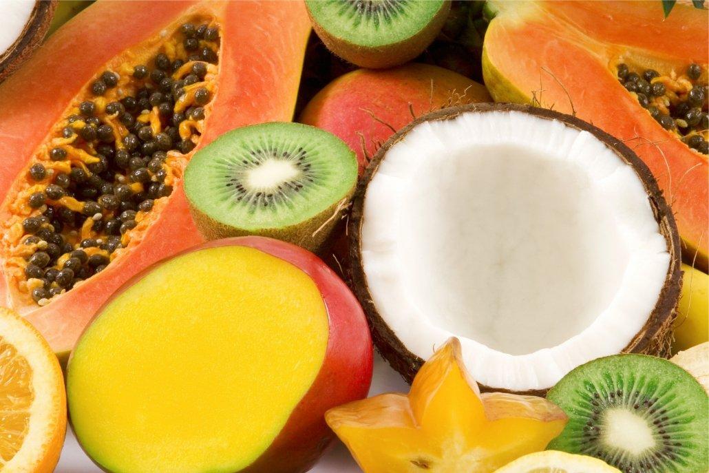 Essenze per diffusori frutti tropicali