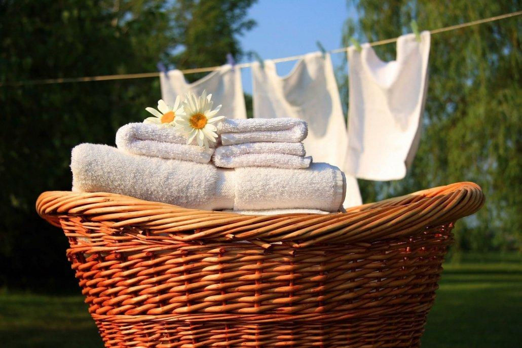 Essenze speciali per diffusori fresca lavanderia