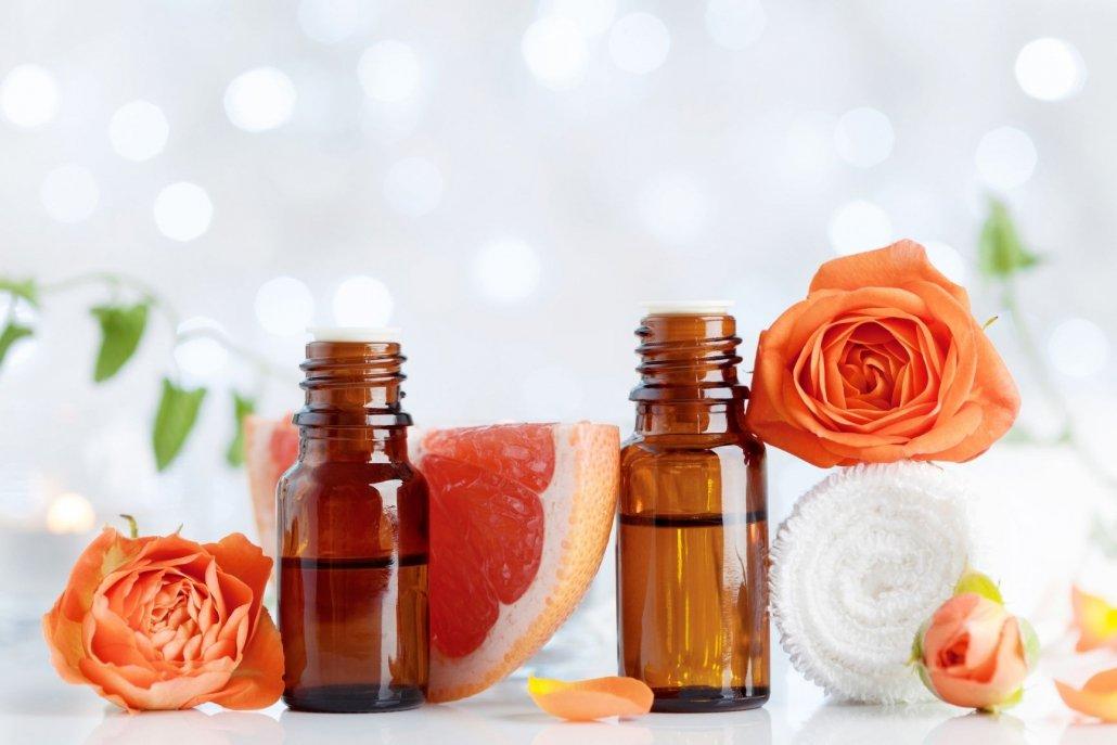 Essenze speciali per diffusori pompelmo e rosa