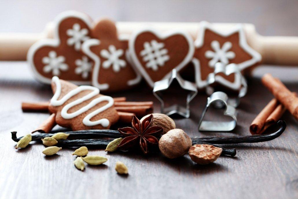 Essenze natalizie per diffusori ginger bread