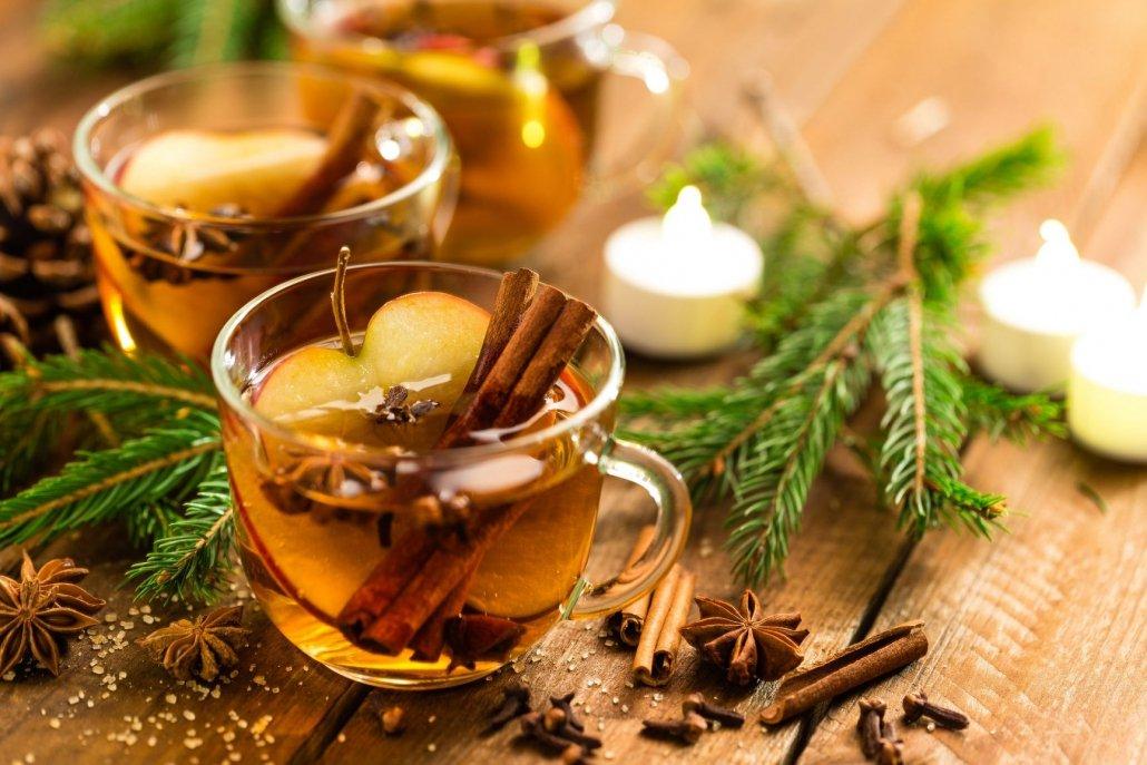Essenze natalizie per diffusori holy night
