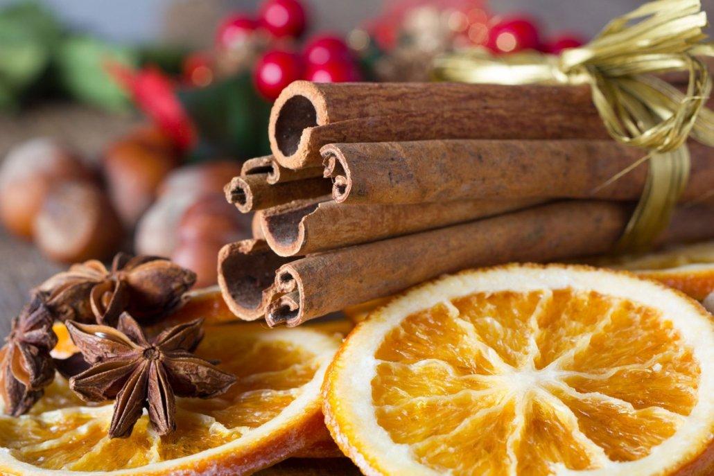 Essenze natalizie per diffusori pepe e cardamomo