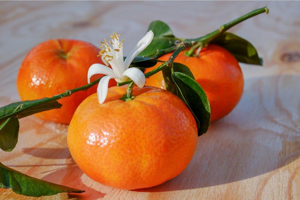 Essenze per diffusori frutta mandarino