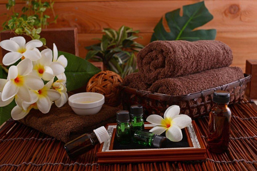 Oli essenziali per diffusori energia scent