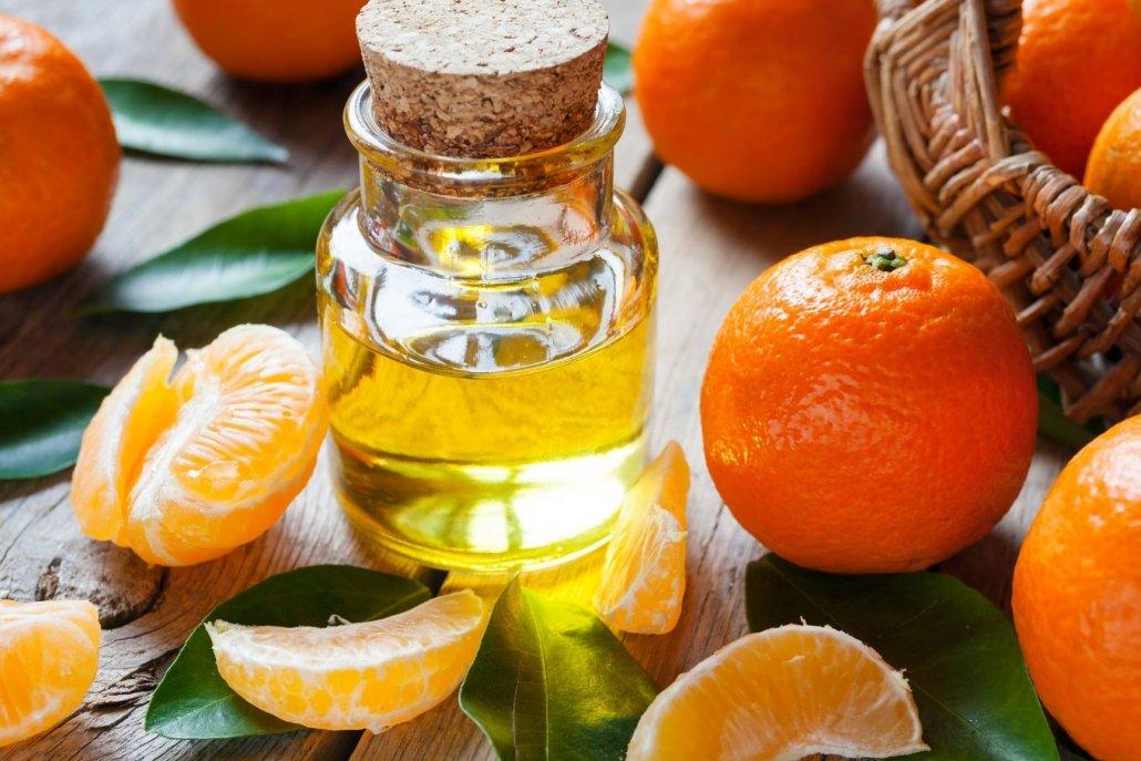 Oli essenziali per diffusori olio di agrumi