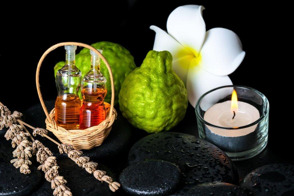 Oli essenziali per diffusori wellness