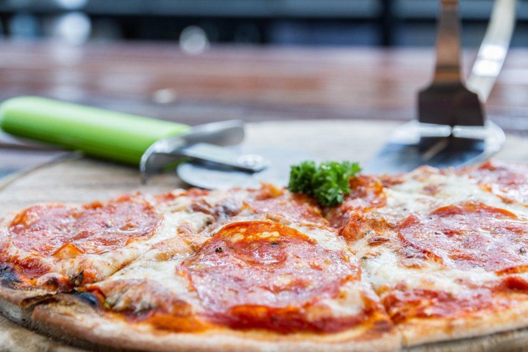 Essenze per diffusori pizza al salame