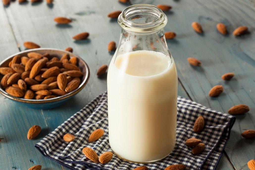 Essenze per diffusori latte di mandorla vegetal milk