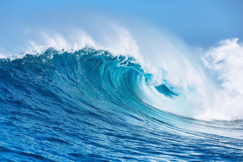 Essenze marine per diffusori wave