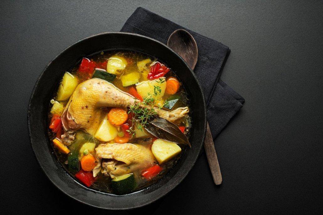 Essenze per diffusori zuppa di pollo