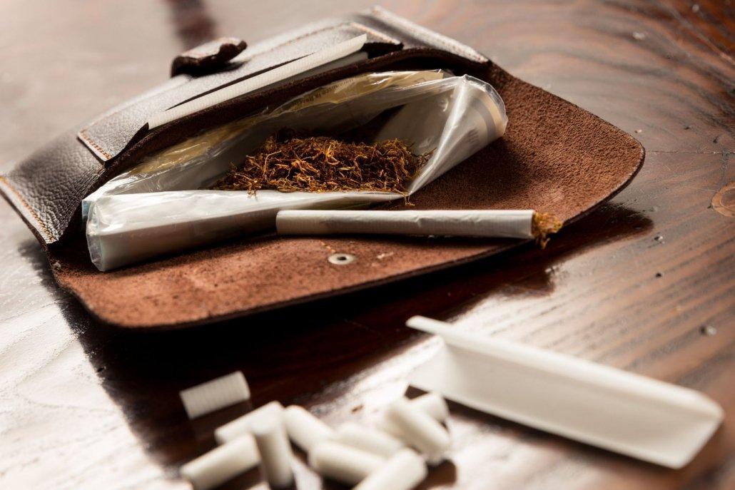 Essenze per diffusori pelle e tabacco
